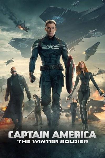 کاپیتان آمریکا سرباز زمستان