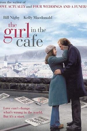 دختری در کافه