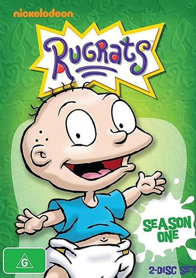 انیمیشن راگرتز