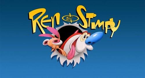 دانلود انیمیشن نمایش های رن و استیمپی