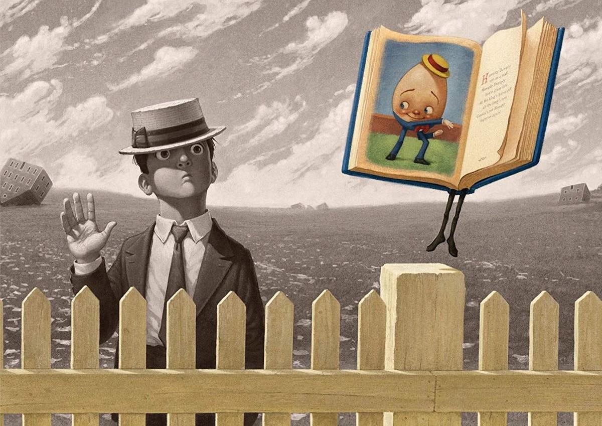 دانلود انیمیشن کتاب های پرنده آقای موریس لسمور