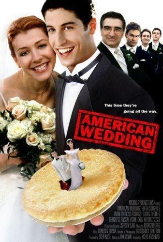 عروسی آمریکایی
