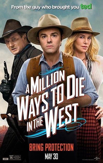 یک میلیون راه برای مردن در غرب