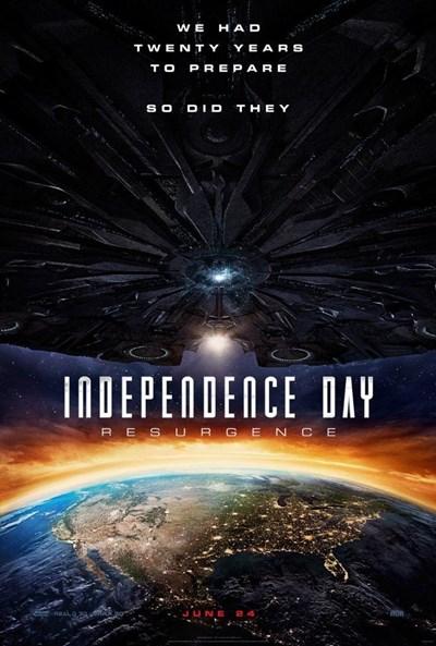 روز استقلال: بازخیز