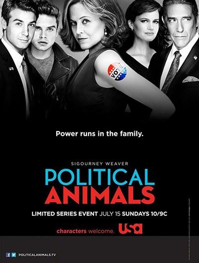 جانوران سیاسی (حیوانات سیاسی)