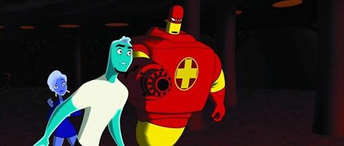 دانلود انیمیشن سلول قهرمان