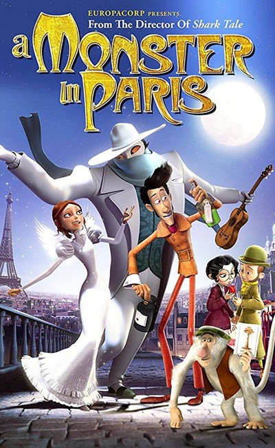 دانلود انیمیشن هیولایی در پاریس