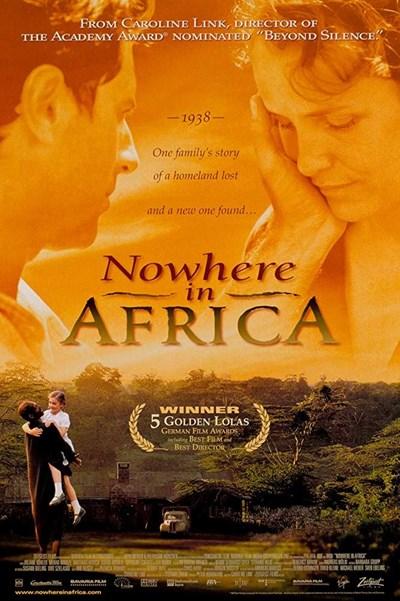 هیچ کجا در آفریقا