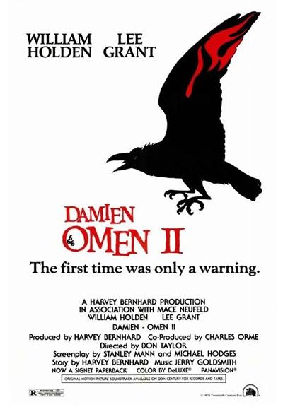 دیمین: طالع نحس 2 (1978)