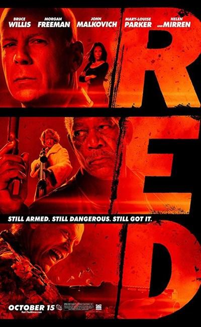 قرمز (RED )