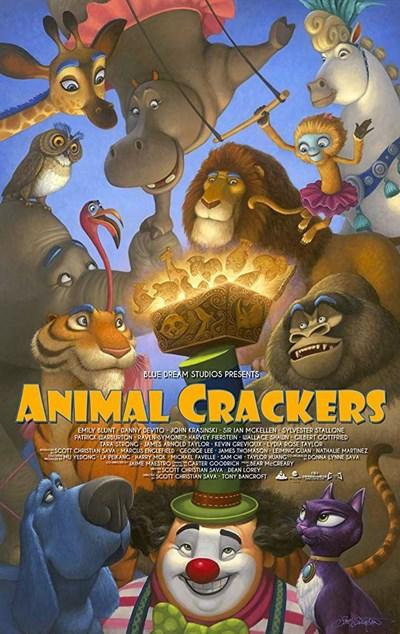 دانلود انیمیشن بیسکوییت حیوانی