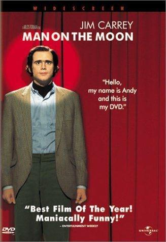 مرد روی ماه