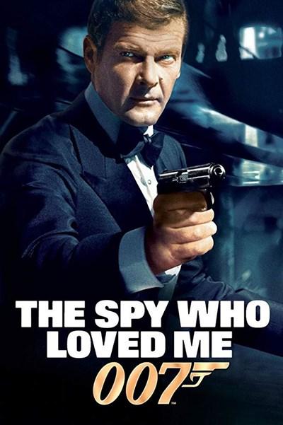 جاسوسی که دوستم داشت