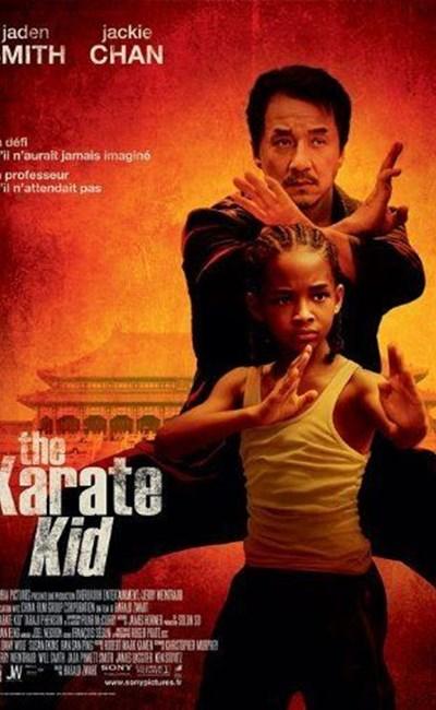 بچه کاراته کار (2010) (رویای کنگ فو) (بهترین بچه)