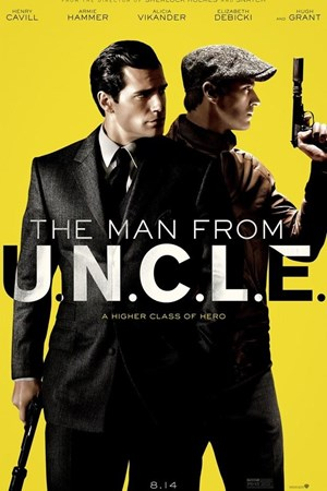 مردی از یو. ان. سی. ال. ای (The Man from U.N.C.L.E