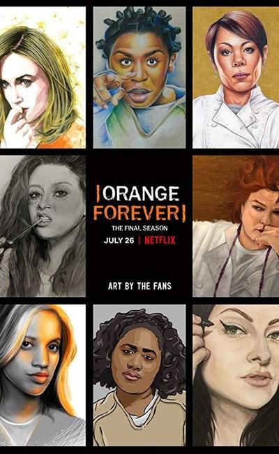 نارنجی مد جدید است (نارنجی همان سیاه است)