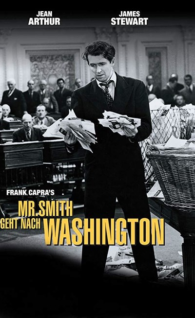 آقای اسمیت به واشنگتن می رود