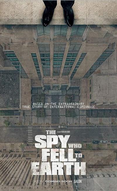 جاسوسی که به زمین افتاد