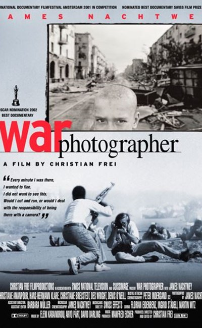 عکاس جنگ