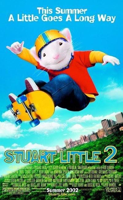 استوارت کوچولو 2 (2002)