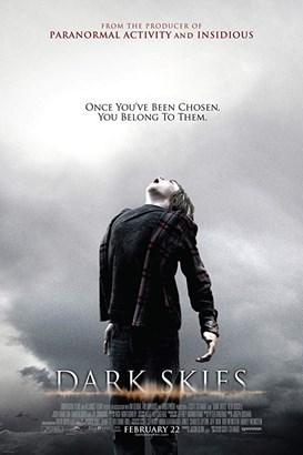 آسمان تاریک