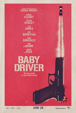 بیبی راننده (Baby Driver)