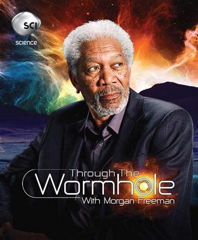 درون کرمچاله (Through the Wormhole)