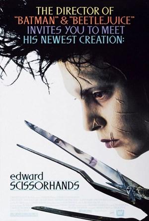 ادوارد دست قیچی(Edward Scissorhands)