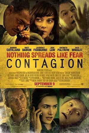 شیوع (Contagion)
