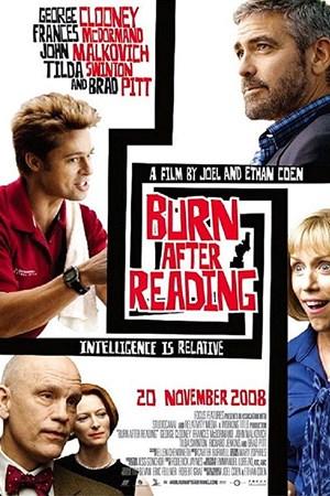 بخوان و بسوزان (Burn After Reading)