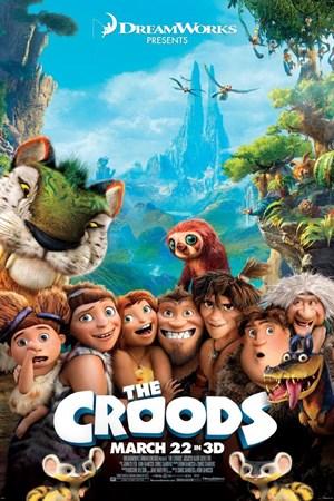 خانواده کرودها (The Croods)