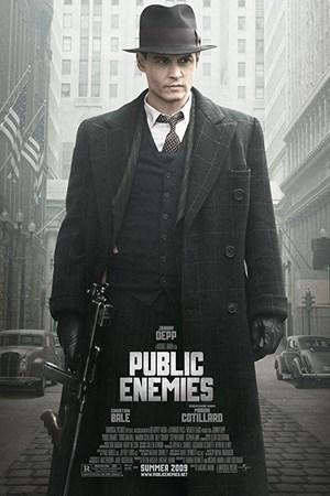 دشمنان مردم (Public Enemies)