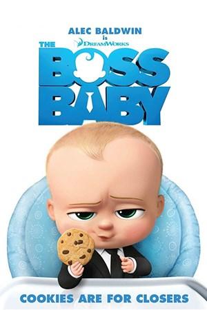دانلود انیمیشن بچه رئیس (The Boss Baby)