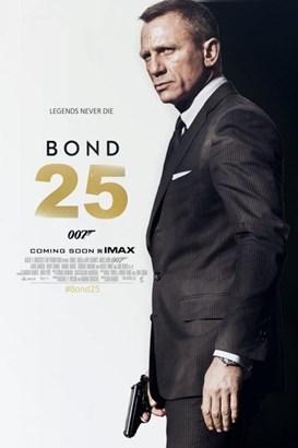 جیمز باند25