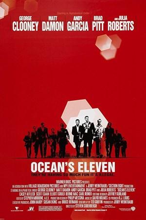 یازده یار اوشن (Ocean's Eleven)
