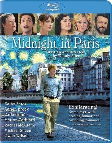 نیمه شب در پاریس (Midnight in Paris)