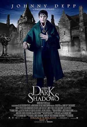 سایه های سیاه (Dark Shadows)