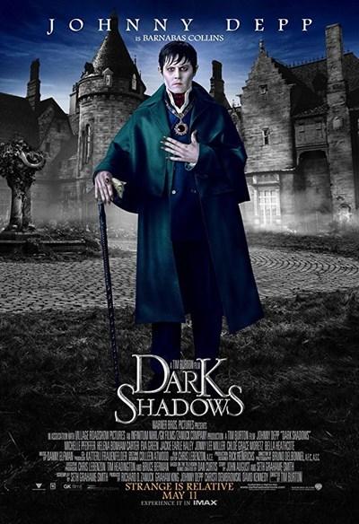 سایههای سیاه (Dark Shadows)