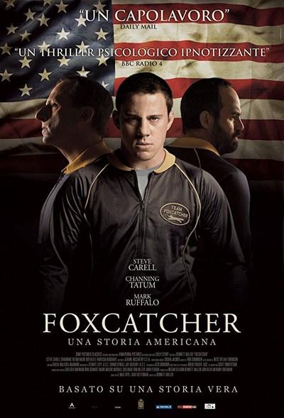 شکارچی روباه (Foxcatcher)