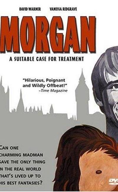 مورگان، بیمار مناسبی برای درمان است