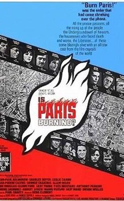 آیا پاریس در حال سوختن است؟