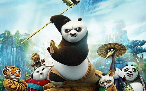 پاندای کونگ فوکار(Kung Fu Panda)