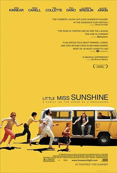 میس سانشاین کوچولو (Little Miss Sunshine)