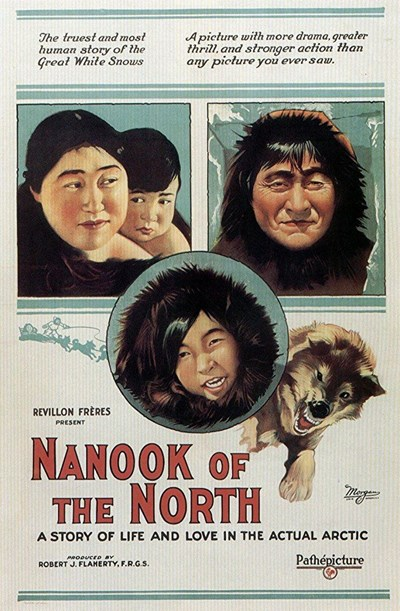 نانوک شمالی (Nanook of the North)
