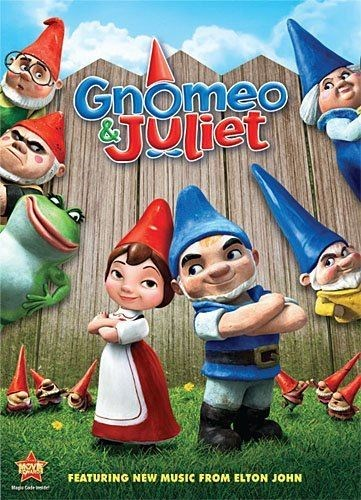 دانلود انیمیشن نومئو و ژولیت (Gnomeo & Juliet)