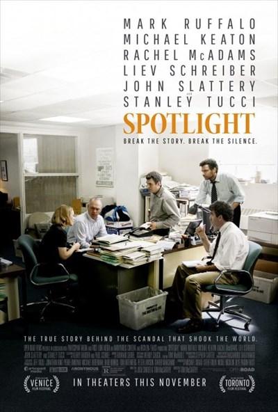 افشاگر (Spotlight)