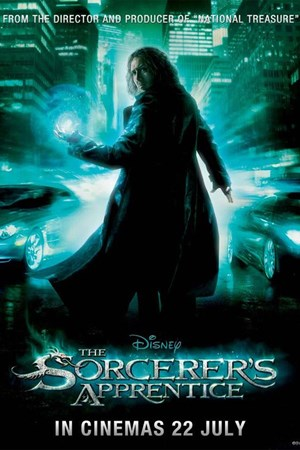 شاگرد جادوگر (The Sorcerer's Apprentice)