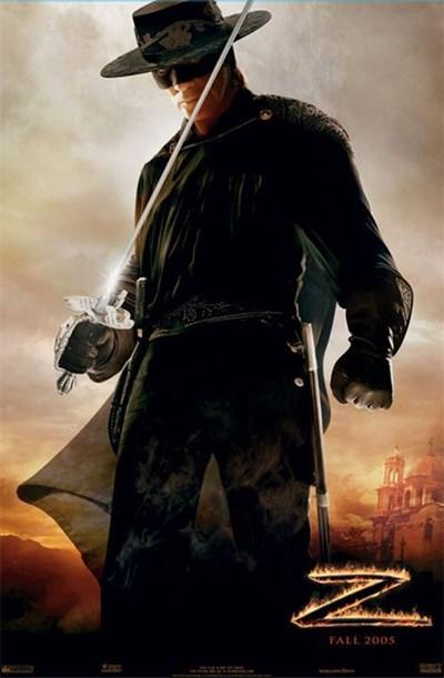 افسانه زورو (The Legend of Zorro)