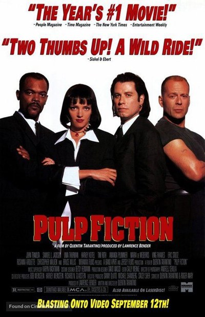 داستان عامه‌پسند (Pulp Fiction)