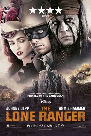 رنجر تنها (The Lone Ranger)